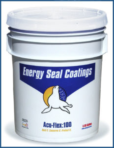Acu-Flex 100 by Energy Seal Roofing Coating