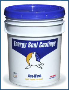 Acu Wash by Energy Seal Coatings